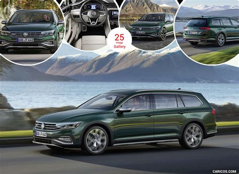 2020 Vw Passat Alltrack by 2020 Volkswagen Passat Alltrack Eu Spec Caricos