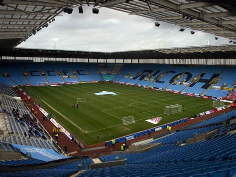 Ricoh Arena offered to Coventry rent-free