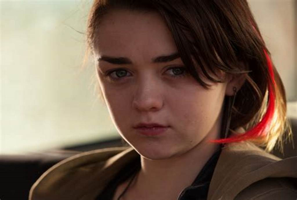 #There'S #No #Script #Or #Director #But #Maisie #Williams #Is