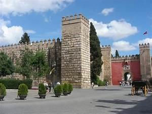 Puerta Del Le U00f3n Del Alc U00e1zar