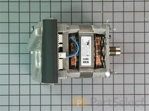 ge whx drive motor  inverter assembly partselect