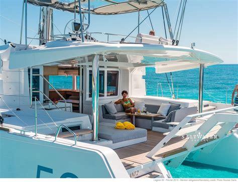 Catamaran For Charter by Lagoon 52 F Catamaran For Charter In Greece Crewed Yacht