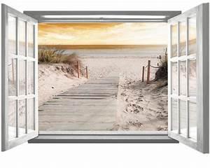 Fenster Kaufen Bei Hornbach : fototapete 2080 vez4xl vlies fenster strandsteg 201 x 145 cm bei hornbach kaufen ~ Watch28wear.com Haus und Dekorationen