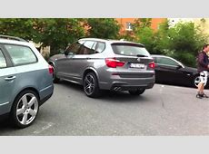 BMW X3 M Sport YouTube