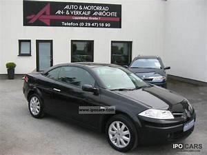 2008 Renault Megane Ii Cabriolet Dynamique Full