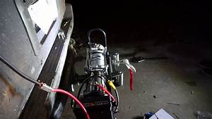 Harbor Freight Winch Install