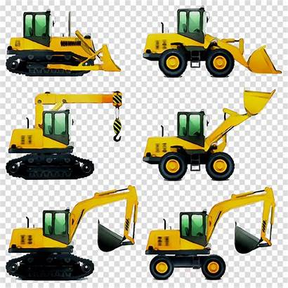 Equipment Heavy Clipart Construction Machinery Clipground