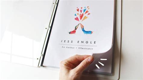 putting   illustration portfolio flip
