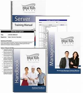 Restaurant Training Manuals  Manager Guide  Checklists