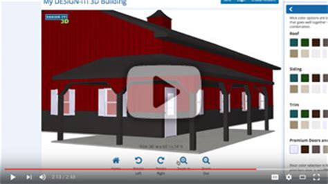 post frame steel buildings ag equestrian commercial