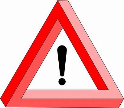 Caution Clipart Transparent Paradox Background Sign Clip