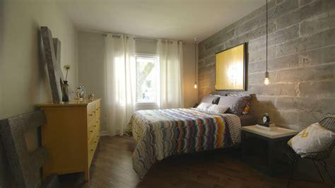 une chambre de style industriel inspiration design casa
