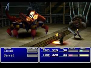 Final Fantasy VII FF7 Screenshots The Final Fantasy