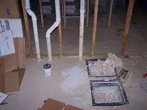 basement rough in plumbing With plumbing in a basement bathroom