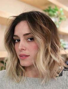 18 Best Short Blonde Textured Ombre Haircuts In 2018