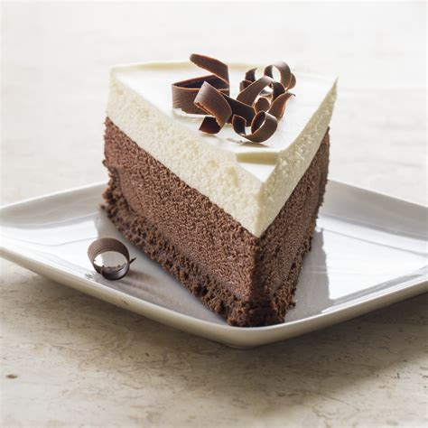 triple chocolate mousse cake americas test kitchen