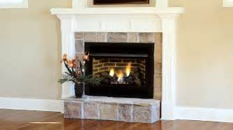 Ventless Gas Corner Fireplace