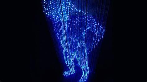 led light projects makoto tojiki paints picturesque led the creators