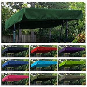 Water Resistant 2 Seater Replacement Canopy Only For Swing
