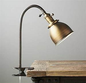 Lampe A Pince : la lampe pince en 45 photos d couvrez l 39 clairage pratique ~ Teatrodelosmanantiales.com Idées de Décoration