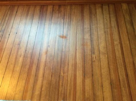 restore floor   brillo pad  wood floor