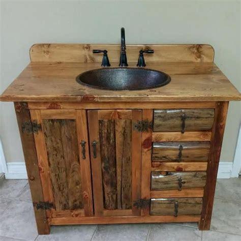 beautiful rustic bathroom decor ideas http