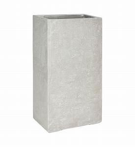 Pflanzkübel Beton Hoch : pflanzk bel raumteiler division beton im greenbop online shop kaufen ~ Whattoseeinmadrid.com Haus und Dekorationen