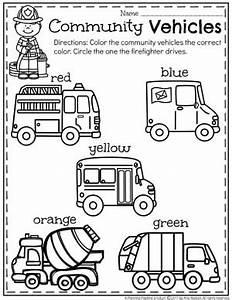 Community helpers preschool homework Community Helper