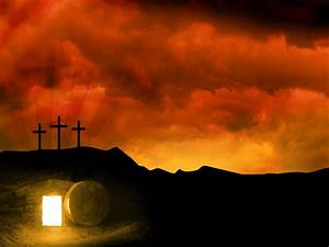 easter resurrection background - Free Large Images