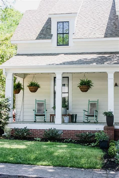 Fabulous Front Porch Decorating Ideas And Makeovers