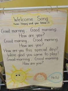 welcome poem day of school school 175 | ef5800abc1da7b841a3f0ab184de7bfc songs for preschoolers preschool songs