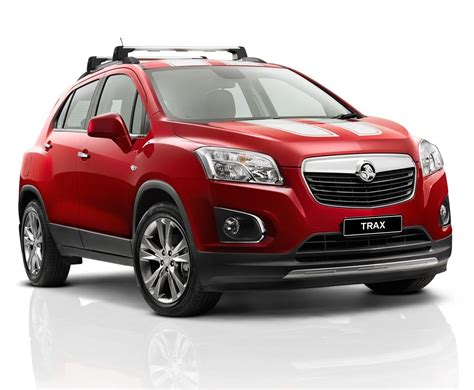 Holden Makes Waves In The Compact Suv Sector With The 2014
