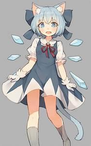 Cirno Mobile Wallpaper #2118875 - Zerochan Anime Image Board