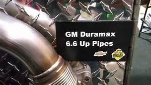 Duramax Turbo To Manifold Up-pipes