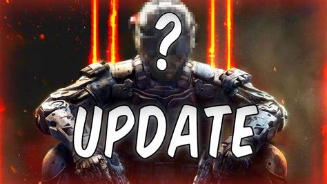 update time face reveal upload schedule bo black ops