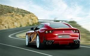 Ferrari Rear View