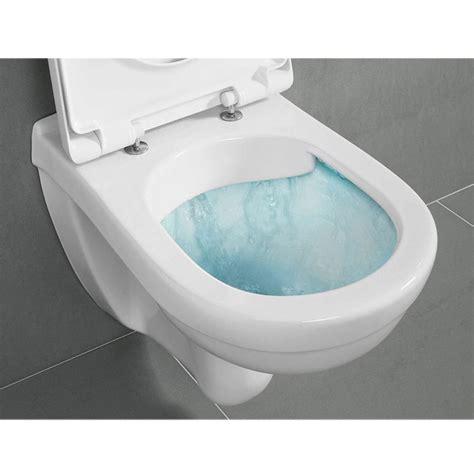 fliesen villeroy boch villeroy boch o novo wand wc wandhängend 5660hr01 directflush ohne spülrand ebay