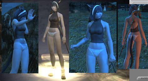 Final Fantasy Xiv Miqote Nude Filter Mod Sankaku Complex