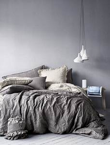 11, Gorgeous, Grey, Beds, For, A, Warm, And, Cozy, Bedroom