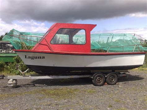 Boat Trailers For Sale Done Deal by Fishing Boat Diesel Engine Trailer Fully Restored