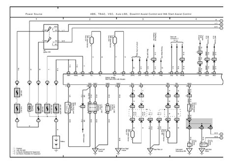 Electric Meter Wiring Diagram For Cluster by Repair Guides Overall Electrical Wiring Diagram 2005