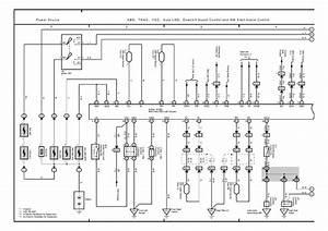 Toyotum 4runner Electrical Wiring Diagram