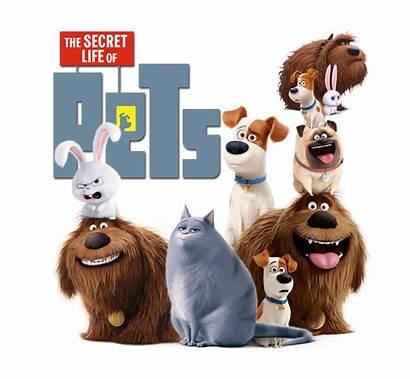 Pets Secret Pelicula Movie Mascotas Film Clipart