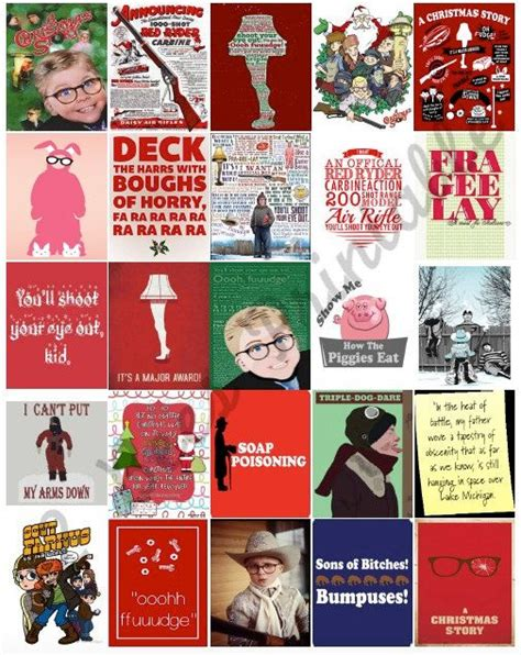 As one of the most famous movie quotes in film history, this line has been parodied by many different movies and television shows. Christmas Movies | Christmas story movie, A christmas ...