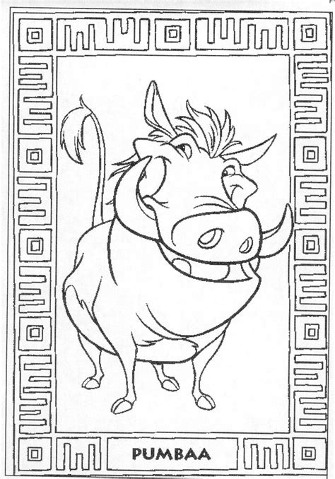 disney  lion king coloring pages coloring home