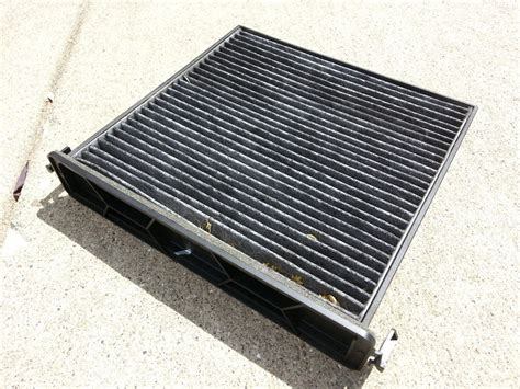 cabin air filter replacement cabin air filter replacement 2007 honda civic si the