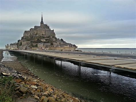 further progress at mont michel archaeology travel