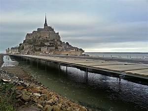 Navette Mont Saint Michel : further progress at mont saint michel archaeology travel ~ Maxctalentgroup.com Avis de Voitures