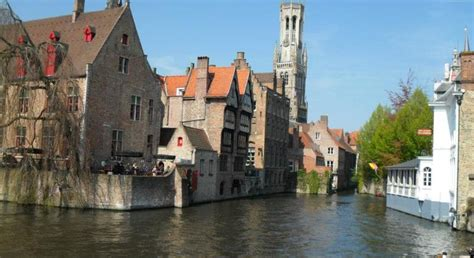 Boat Tour Brussels by Day Trip To Bruges From Brussels Bruges Freetour