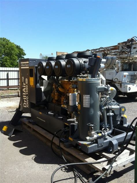 atlas copco xrvo  air compressor venture